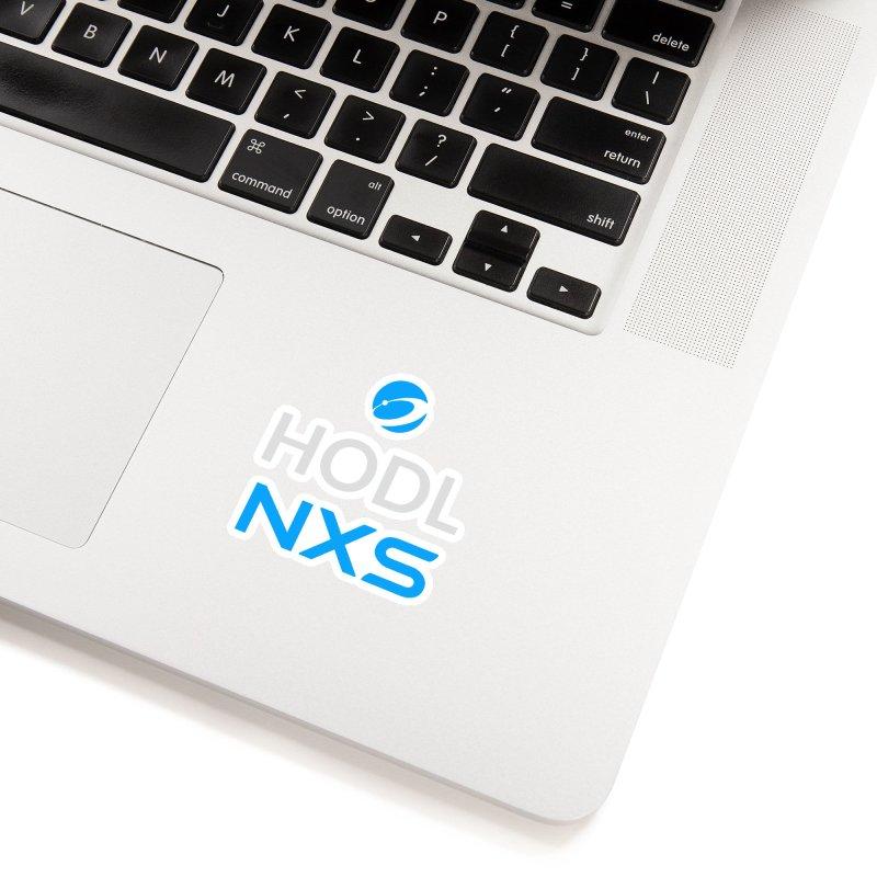 HODL NXS Accessories Sticker by Nexus Shop