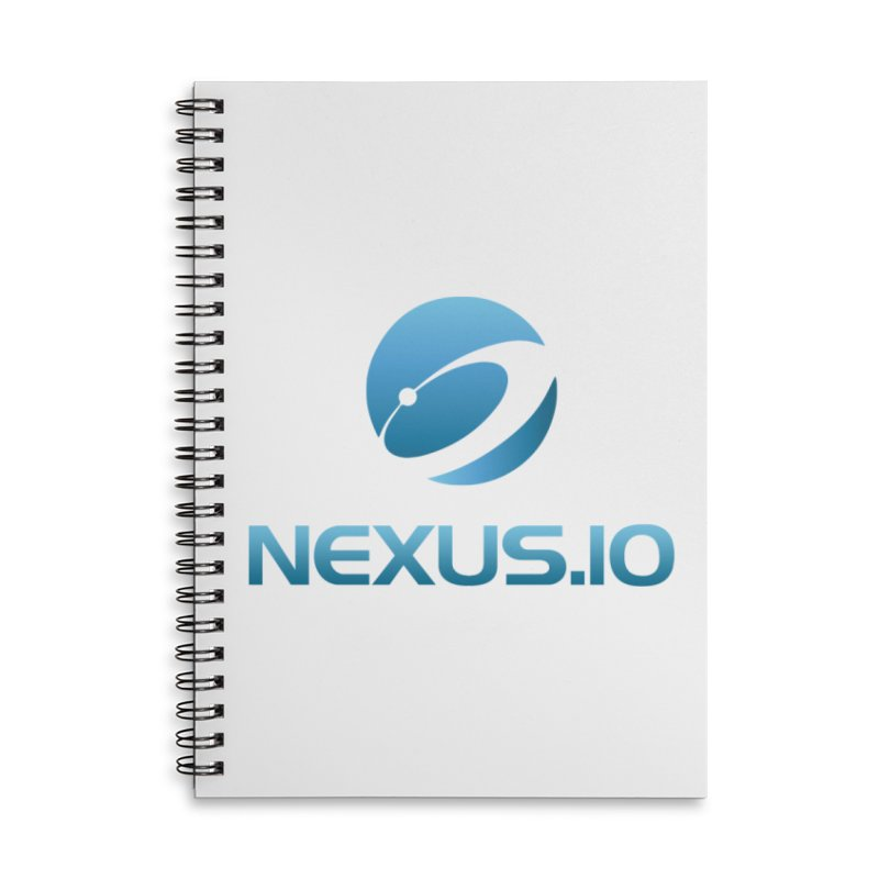 Nexus URL Accessories Lined Spiral Notebook by Nexus Shop