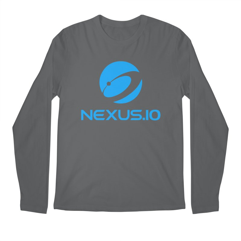 Nexus URL Men's Longsleeve T-Shirt by Nexus Shop