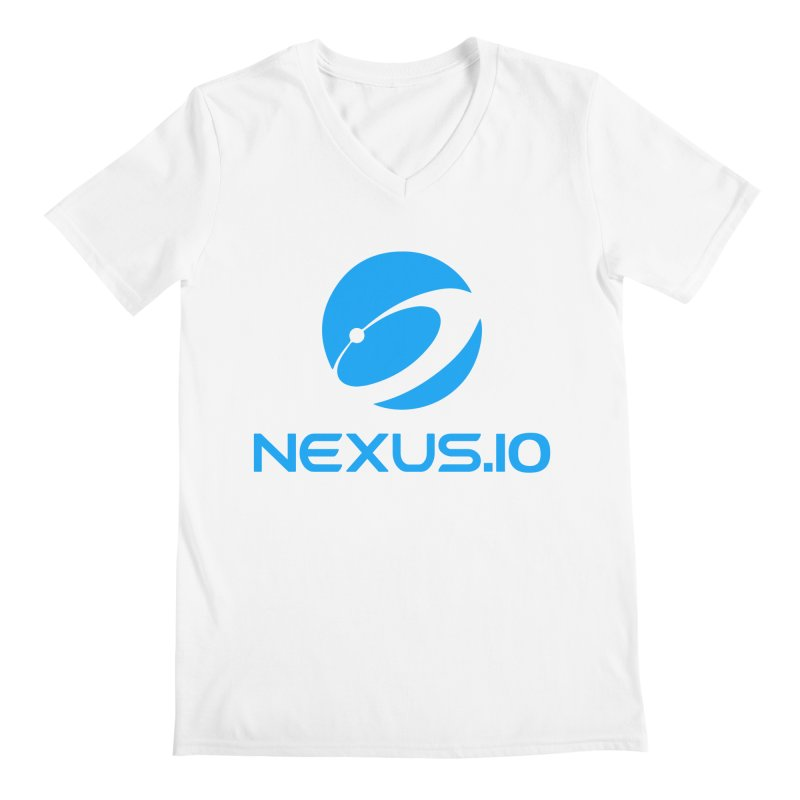Nexus URL Men's V-Neck by Nexus Shop