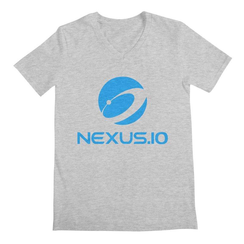 Nexus URL Men's Regular V-Neck by Nexus Shop