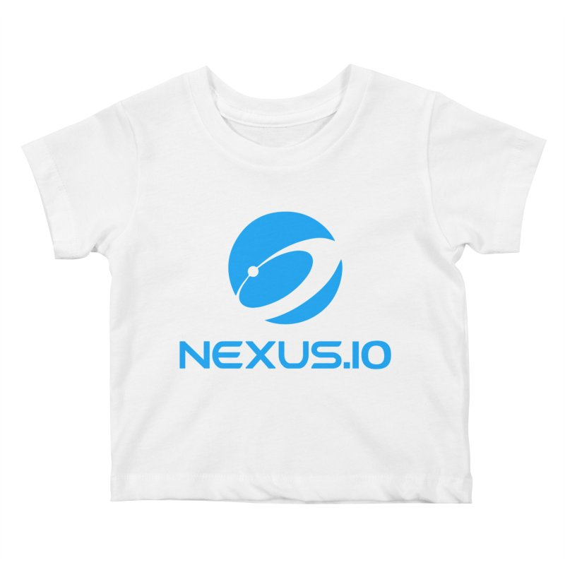 Nexus URL Kids Baby T-Shirt by Nexus Shop