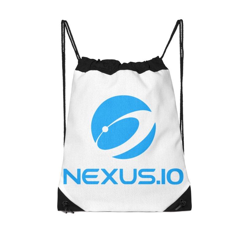 Nexus URL Accessories Drawstring Bag Bag by Nexus Shop