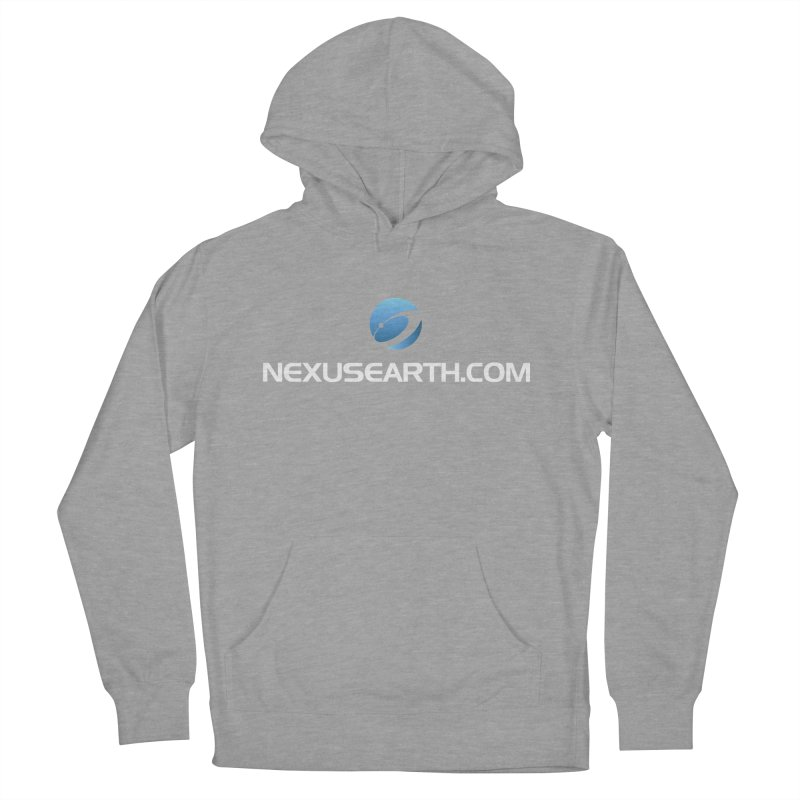 Nexus URL Men's French Terry Pullover Hoody by NexusEarth's Shop