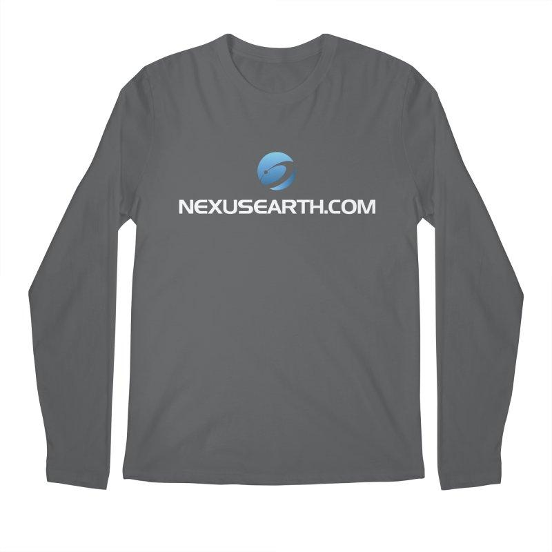 Nexus URL Men's Longsleeve T-Shirt by NexusEarth's Shop