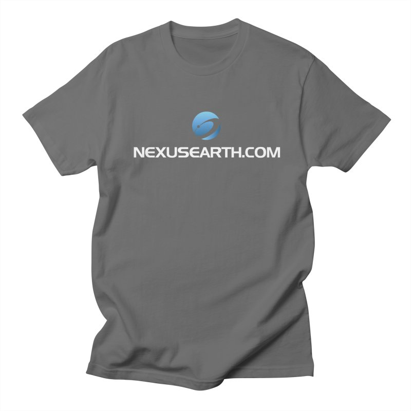 Nexus URL Men's Regular T-Shirt by NexusEarth's Shop