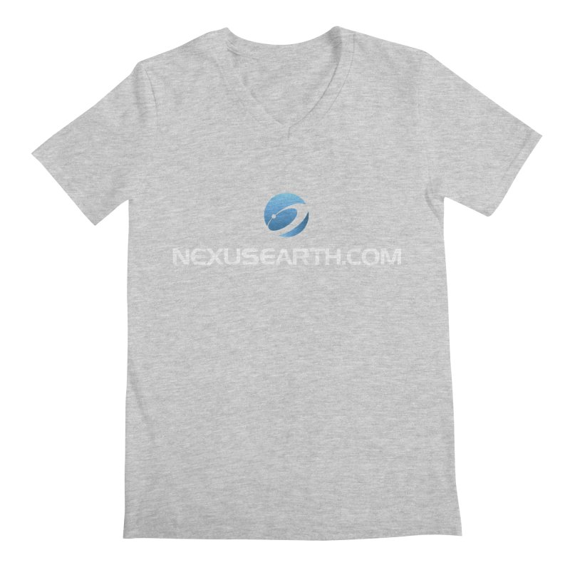 Nexus URL Men's V-Neck by NexusEarth's Shop