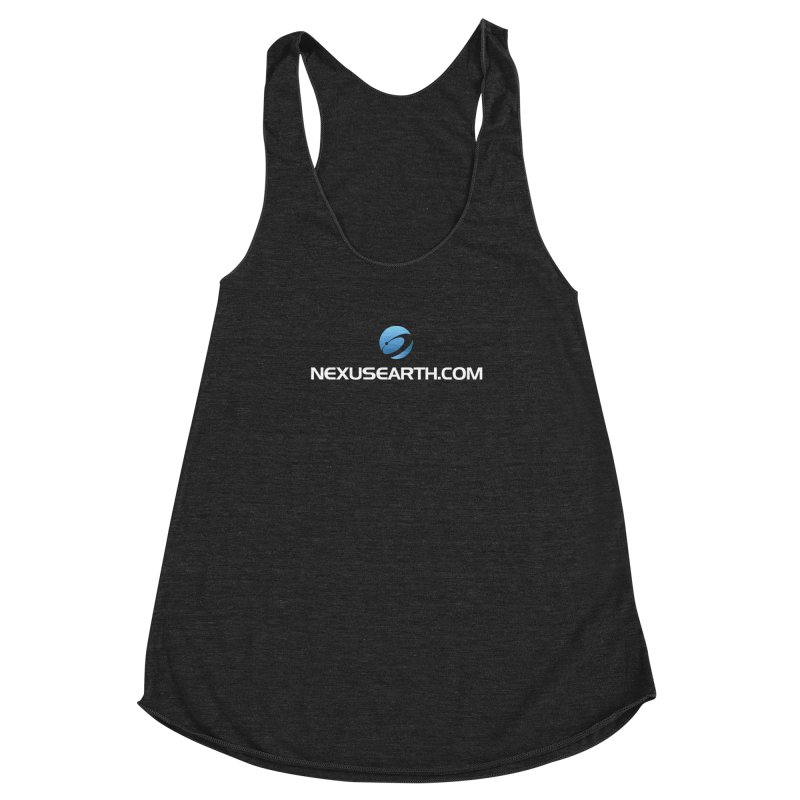 Nexus URL Women's Racerback Triblend Tank by NexusEarth's Shop