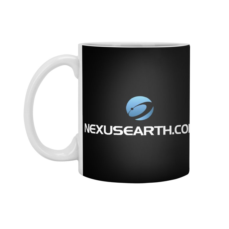 Nexus URL Accessories Mug by NexusEarth's Shop