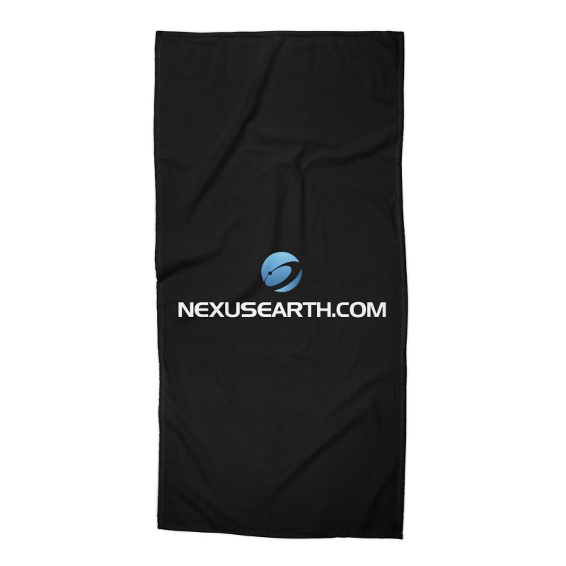 Nexus URL Accessories Beach Towel by NexusEarth's Shop
