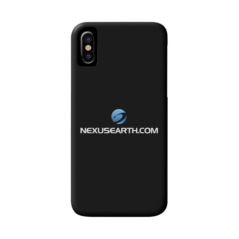Nexus URL Accessories Phone Case by NexusEarth's Shop