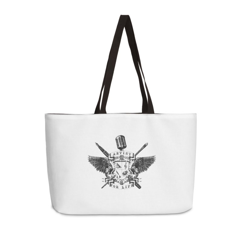 Artist for Life Accessories Weekender Bag Bag by Den of the Wolf