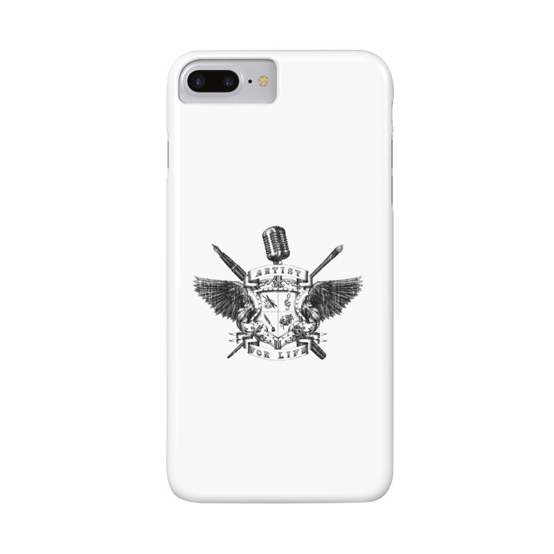 Artist for Life Accessories Phone Case by NicholasWolf's Artist Shop
