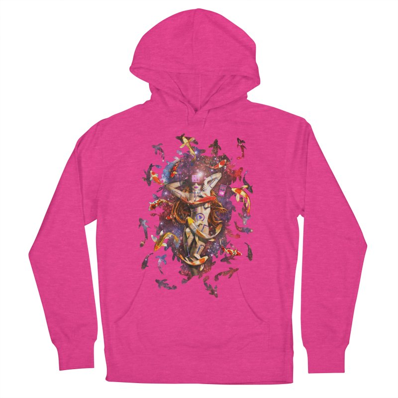 Venus 2.0 Women's French Terry Pullover Hoody by Den of the Wolf