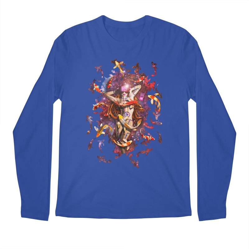 Venus 2.0 Men's Longsleeve T-Shirt by NicholasWolf's Artist Shop