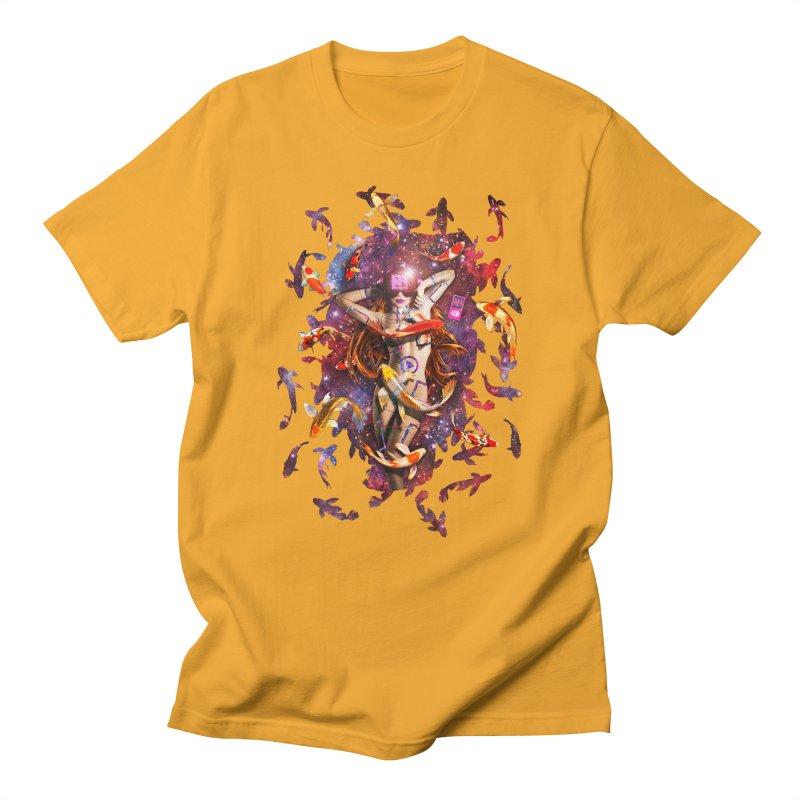 Venus 2.0 Men's Regular T-Shirt by Den of the Wolf