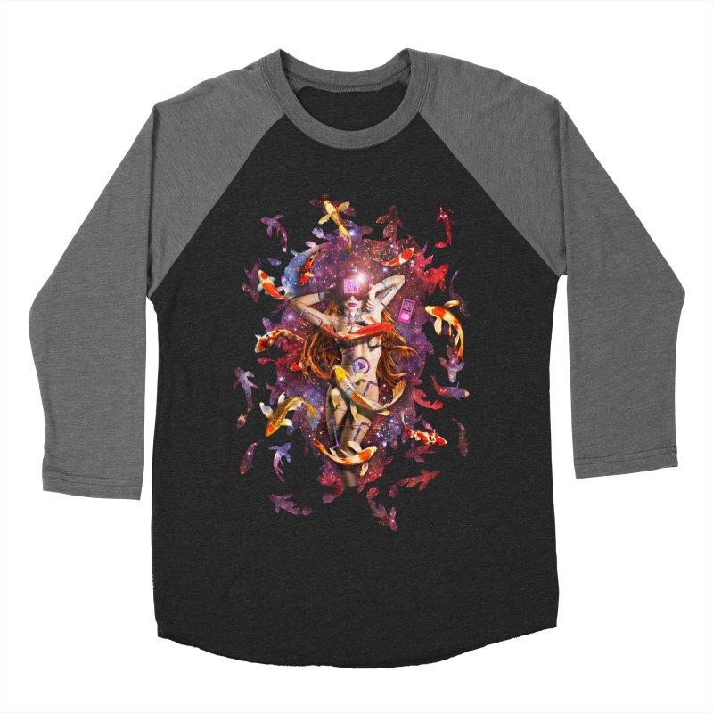 Venus 2.0 Men's Baseball Triblend T-Shirt by Den of the Wolf