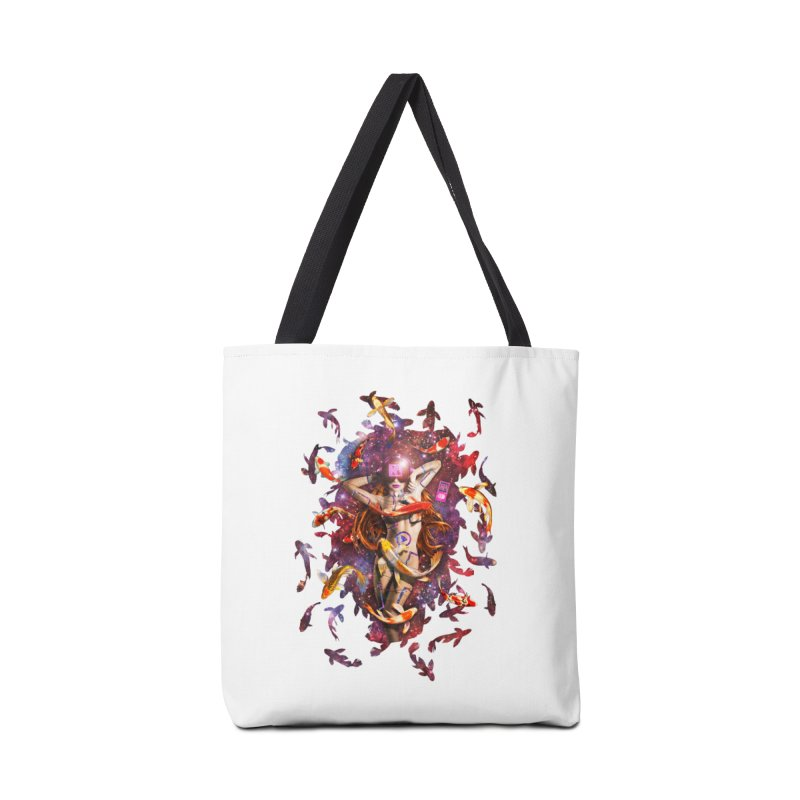 Venus 2.0 Accessories Tote Bag Bag by Den of the Wolf