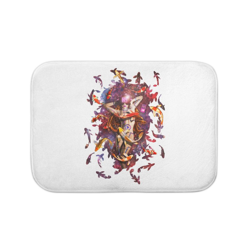 Venus 2.0 Home Bath Mat by Den of the Wolf