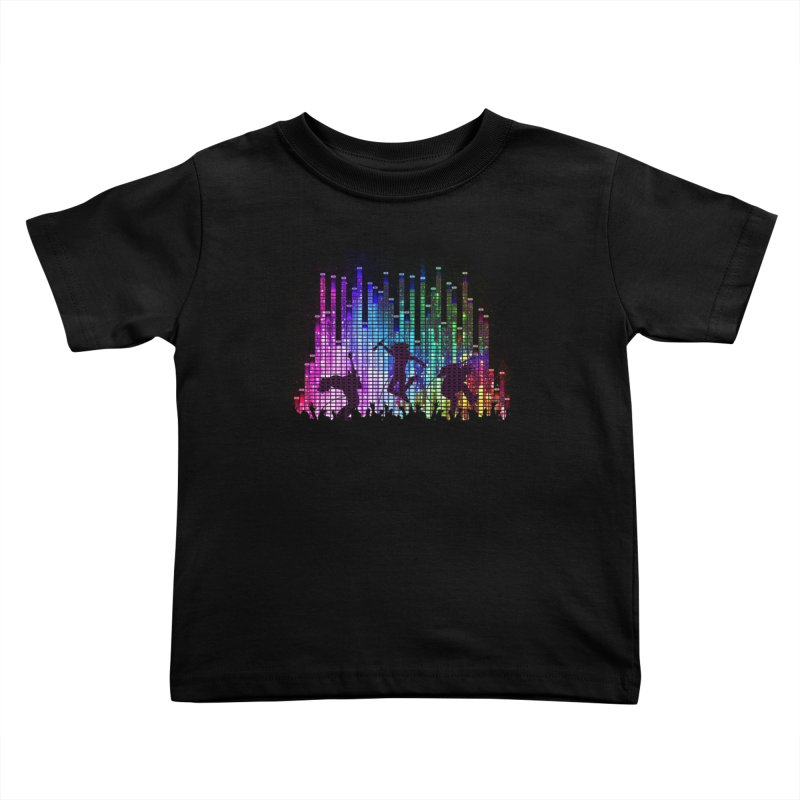 Up to 11 Kids Toddler T-Shirt by Den of the Wolf