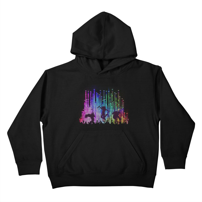 Up to 11 Kids Pullover Hoody by Den of the Wolf