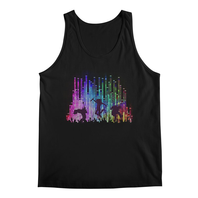 Up to 11 Men's Regular Tank by Den of the Wolf