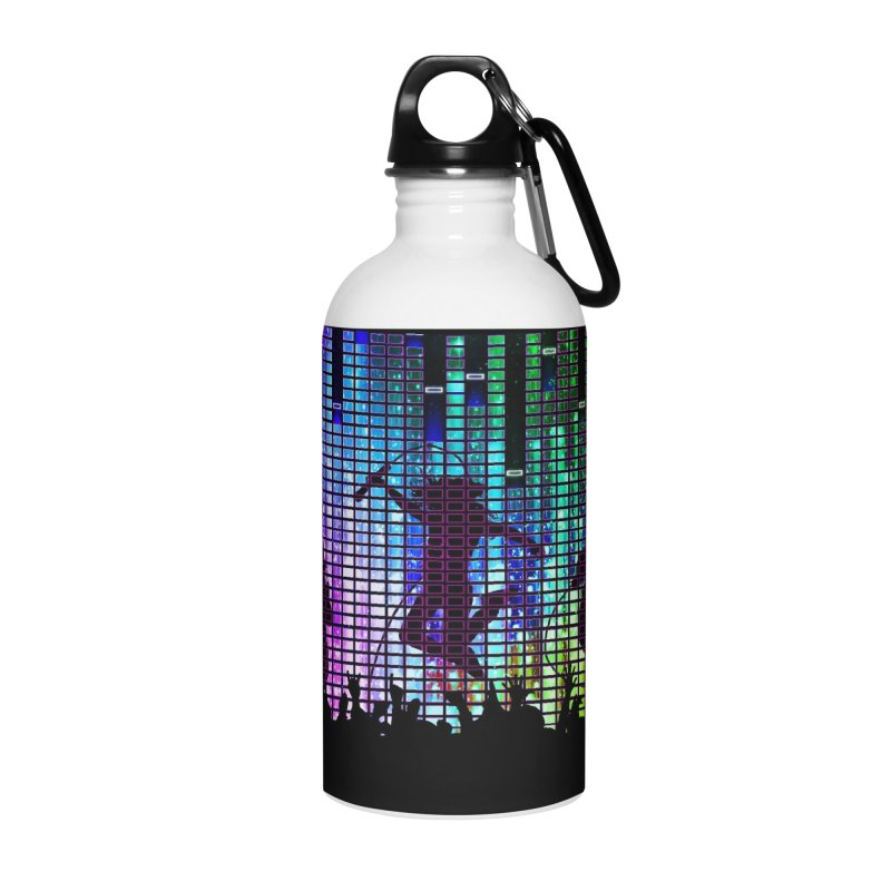Up to 11 Accessories Water Bottle by Den of the Wolf