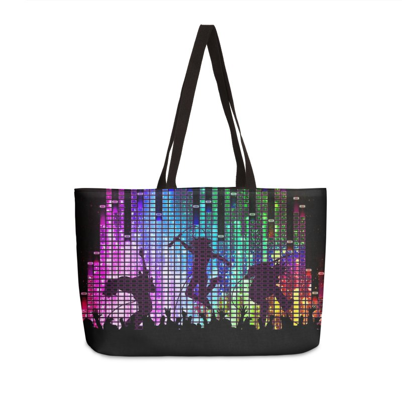 Up to 11 Accessories Weekender Bag Bag by Den of the Wolf