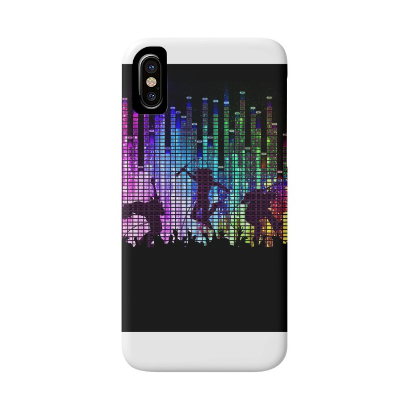 Up to 11 Accessories Phone Case by Den of the Wolf