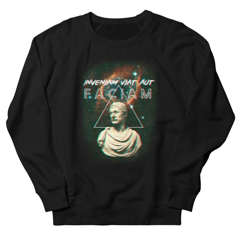 INVENIAM VIAM AUT FACIAM Men's Sweatshirt by Den of the Wolf