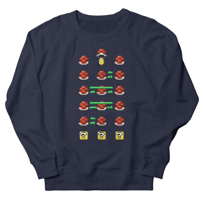 Shell Game Men's Sweatshirt by Den of the Wolf