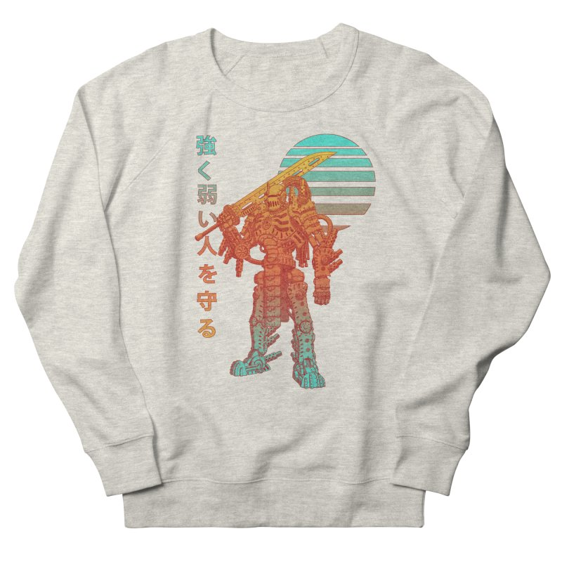 The Strong Protect The Weak Women's Sweatshirt by Den of the Wolf