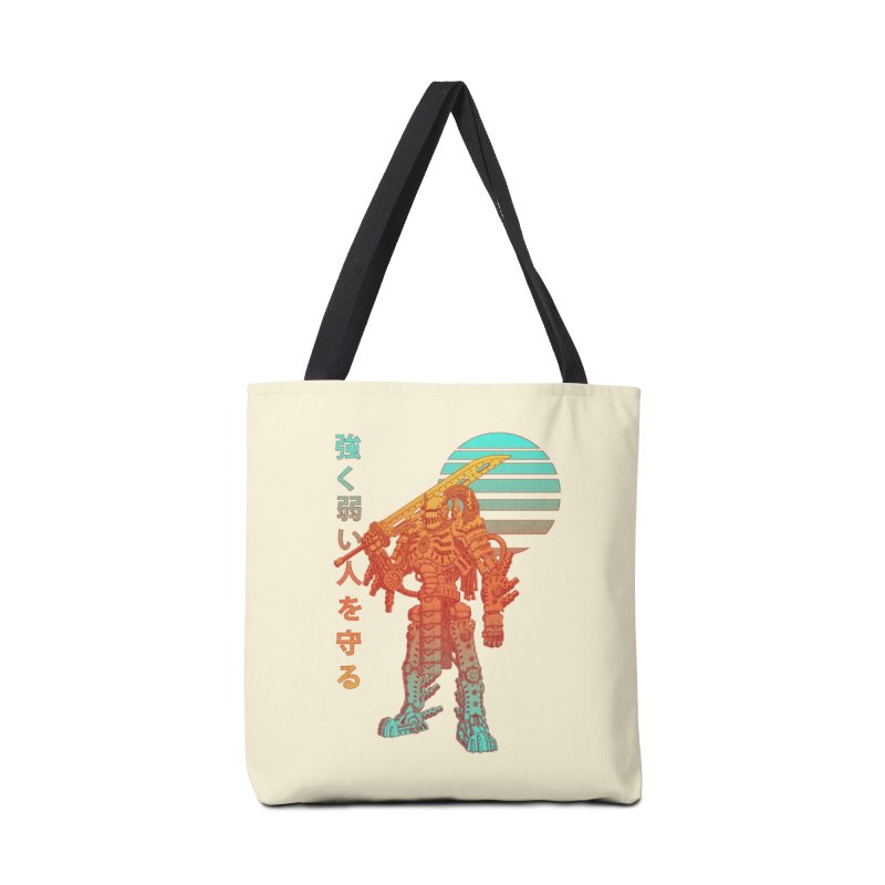 The Strong Protect The Weak Accessories Tote Bag Bag by Den of the Wolf