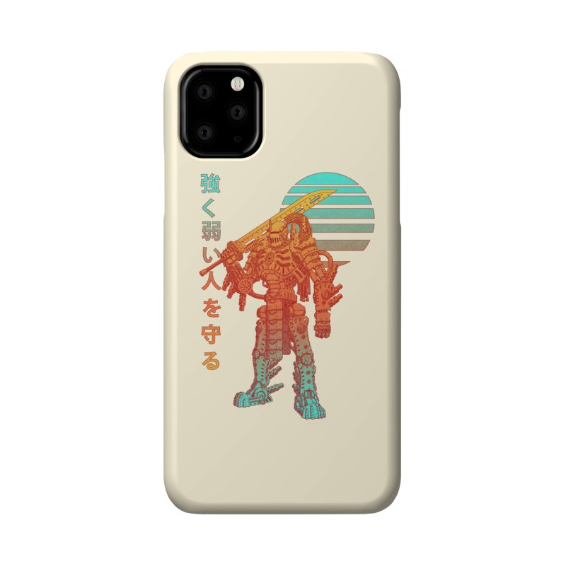 The Strong Protect The Weak Accessories Phone Case by Den of the Wolf