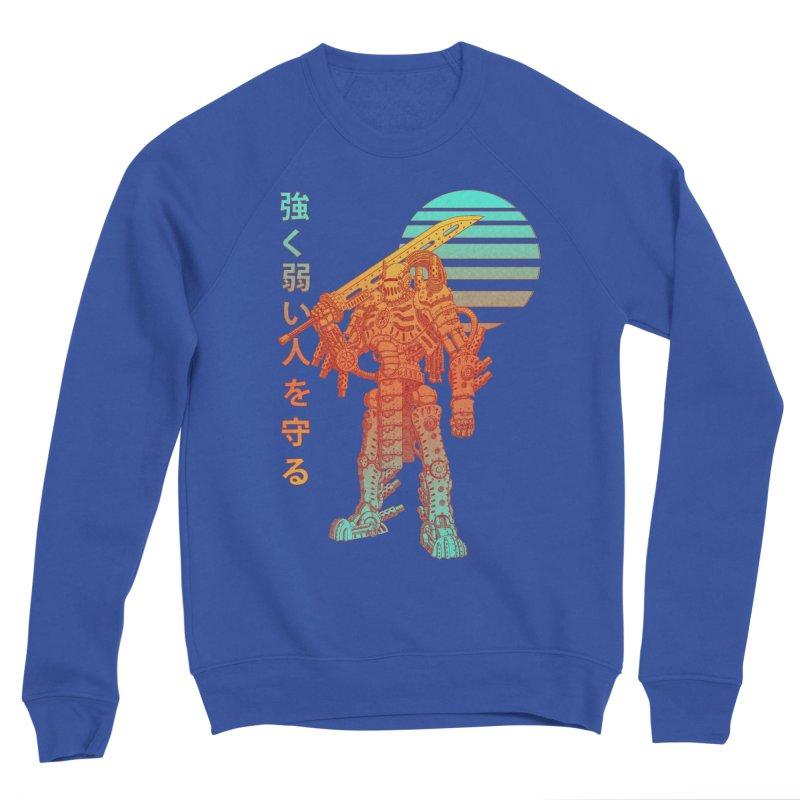 The Strong Protect The Weak Women's Sponge Fleece Sweatshirt by Den of the Wolf