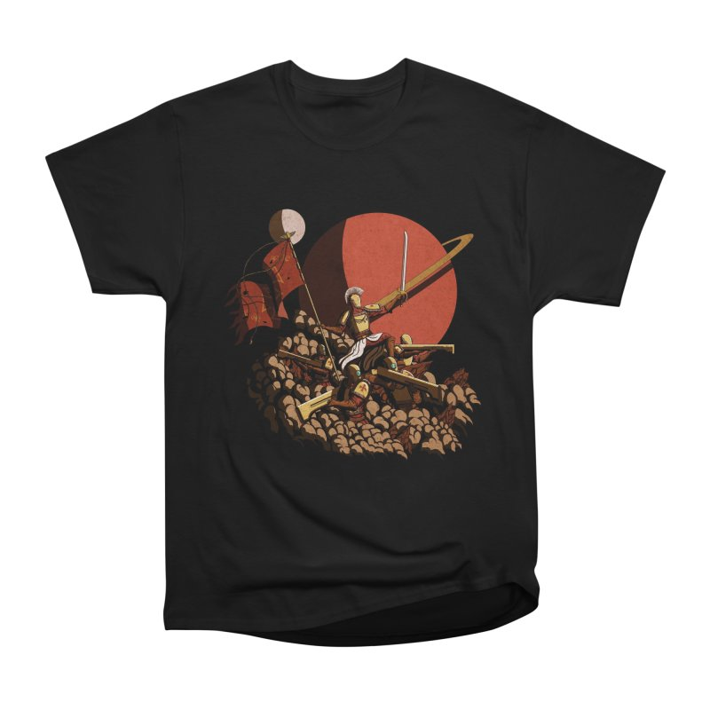 Onward, to Glory! Men's T-Shirt by Den of the Wolf