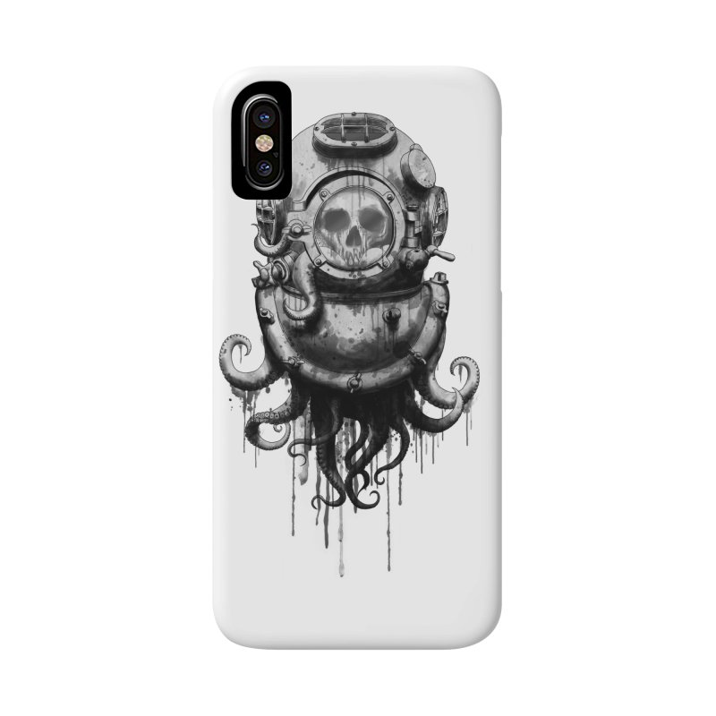Of Salt and Nightmares Accessories Phone Case by Den of the Wolf