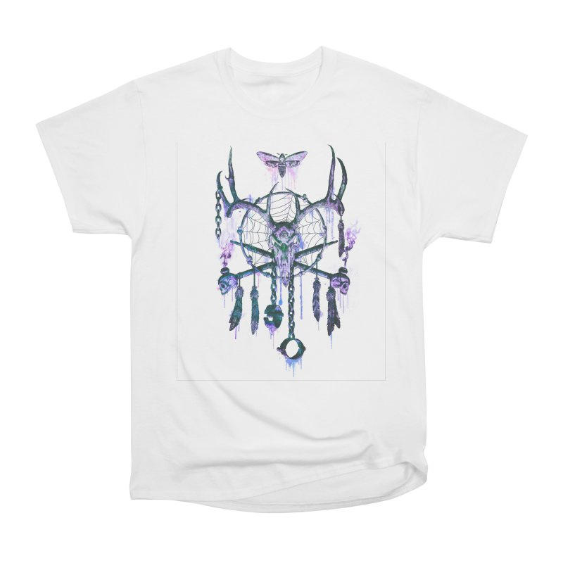 Of Dreams and Nightmares Women's Classic Unisex T-Shirt by Den of the Wolf