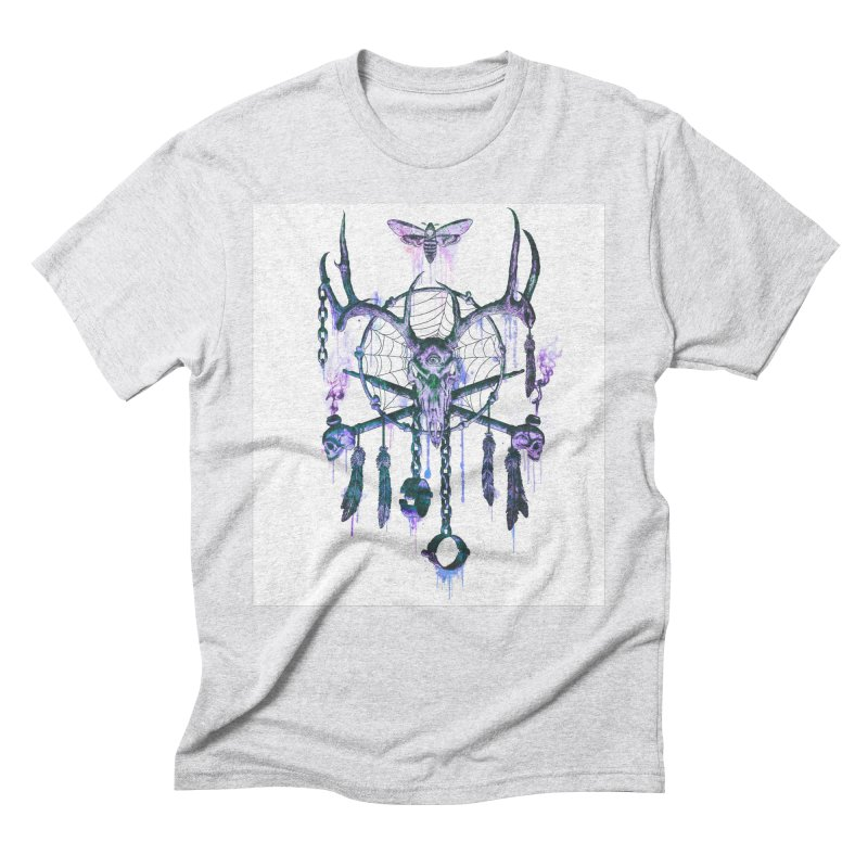 Of Dreams and Nightmares Men's Triblend T-Shirt by Den of the Wolf