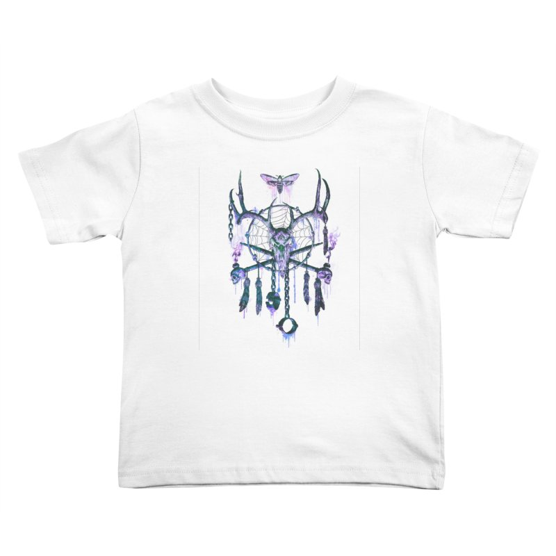 Of Dreams and Nightmares Kids Toddler T-Shirt by Den of the Wolf