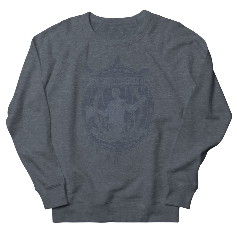 The Long Night Winter Porter Men's Sweatshirt by Den of the Wolf