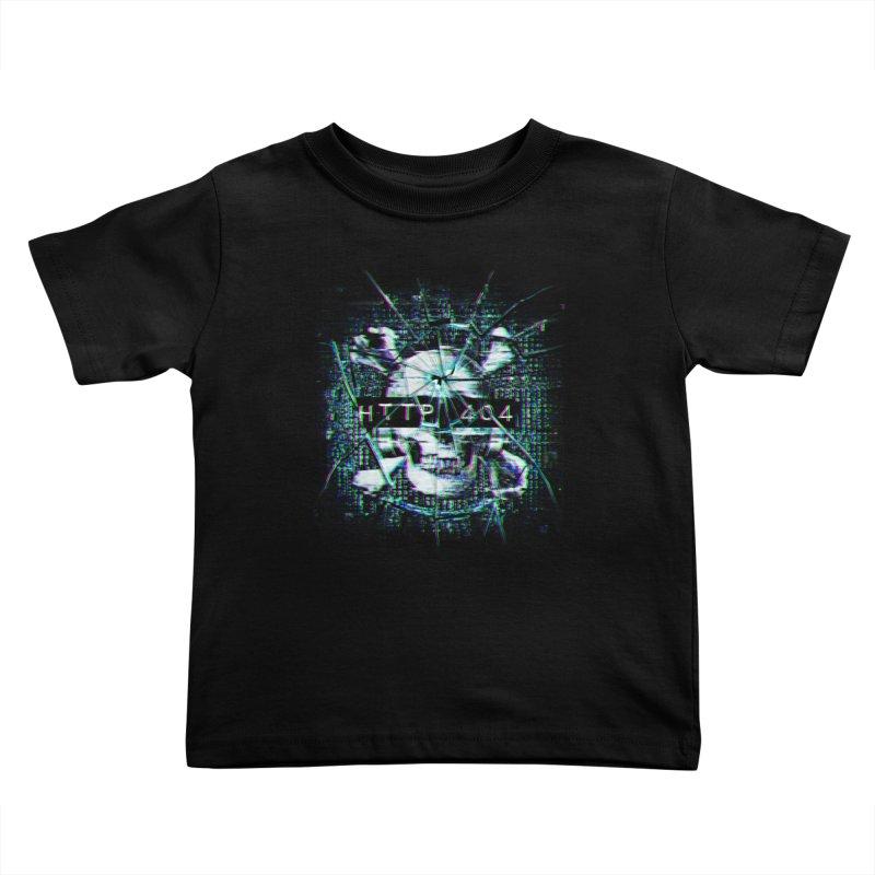 FATAL ERROR Kids Toddler T-Shirt by Den of the Wolf