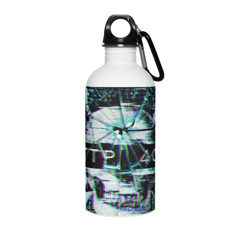 FATAL ERROR Accessories Water Bottle by Den of the Wolf