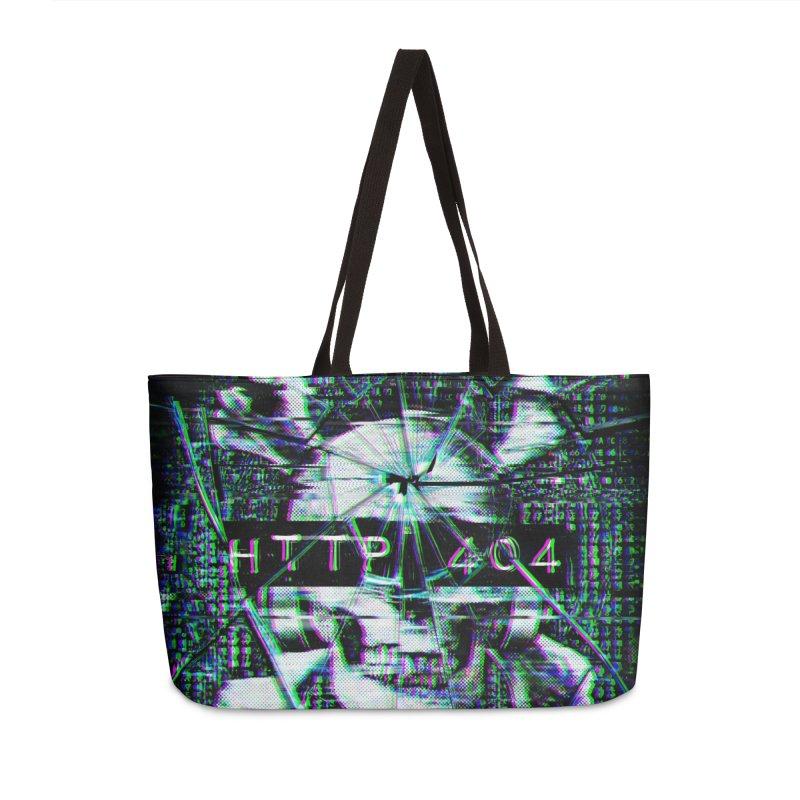 FATAL ERROR Accessories Weekender Bag Bag by Den of the Wolf