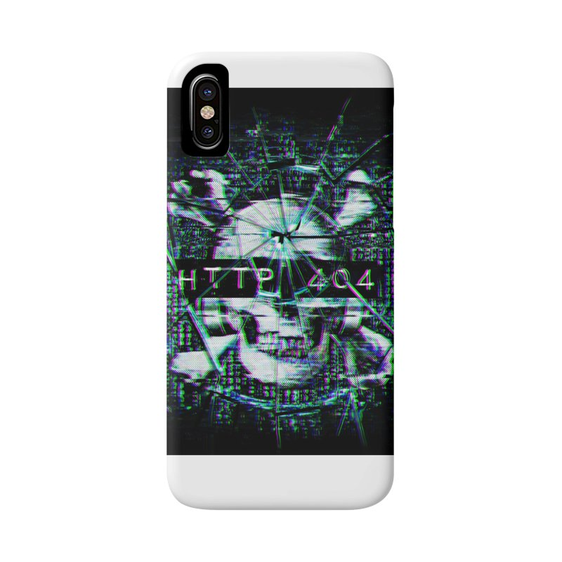 FATAL ERROR Accessories Phone Case by Den of the Wolf