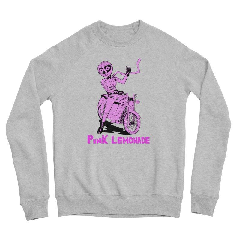 Thumbs up! Men's Sponge Fleece Sweatshirt by Nick Cagnetti's Artist Shop
