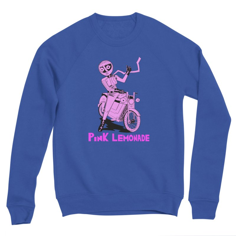 Thumbs up! Men's Sweatshirt by Nick Cagnetti's Artist Shop