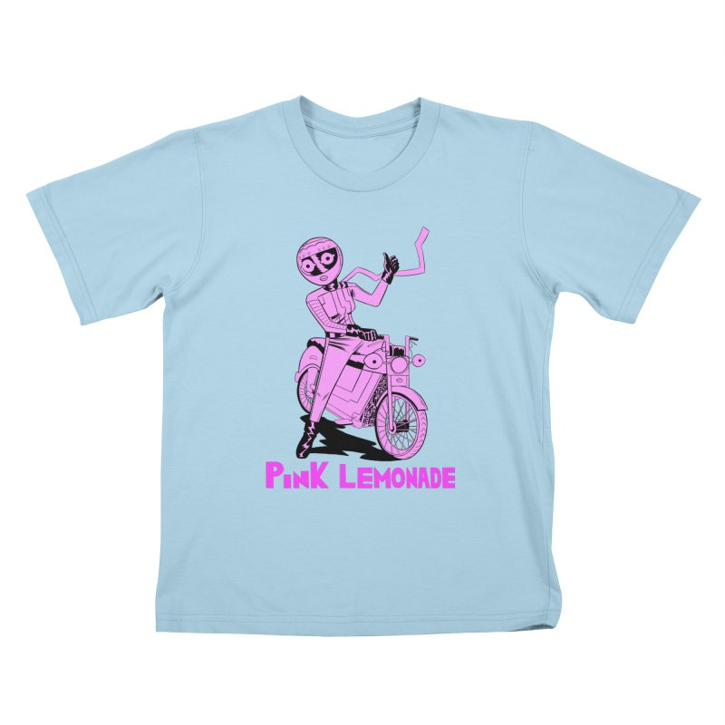 Thumbs up! Kids T-Shirt by Nick Cagnetti's Artist Shop