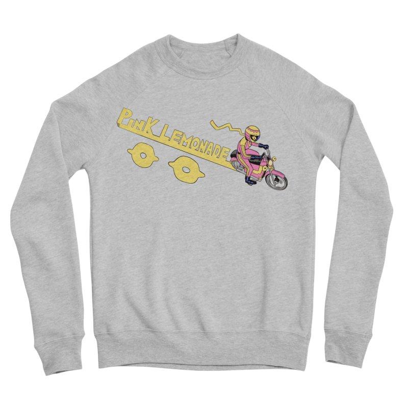 Riding the line Women's Sponge Fleece Sweatshirt by Nick Cagnetti's Artist Shop