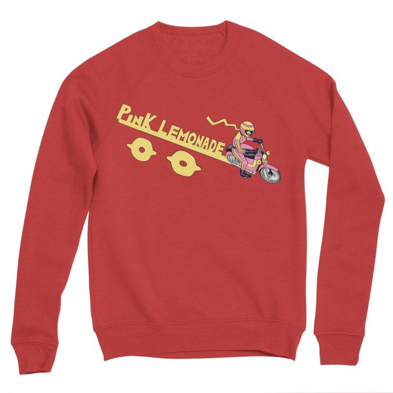 Riding the line Men's Sponge Fleece Sweatshirt by Nick Cagnetti's Artist Shop